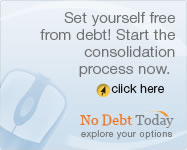 Start your Debt Consolidation Today!